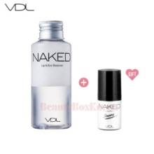 VDL Naked Lip And Eye Remover Set [Monthly Limited - August 2018]